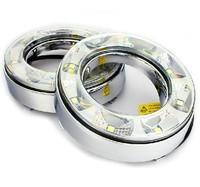 LED Daytime Running Light For RAV4 RAV 4 Toyota Daylight Auto DRL Car Fog Lamp LED Water-Proof Free HK Post