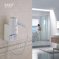 Tsts wall-mounted hair dryer bathroom wall hair dryer hair dryer machine