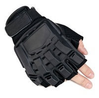 Men's Brand Tactical Gloves Skid Resistance Outdoor Riding Cycling Fingerless & Full Mittens Motorcycle Racing Fitness Luvas