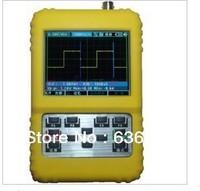 Free shipping UNI-T shockproof handheld oscilloscope small TFT color 3.5 20M Bandwidth