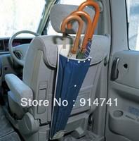 50pcs Waterproof & Foldable Umbrella Holder for Car / Car Seat Back Umbrella Storage Bag / Umbrella Cover EMS Free Shipping
