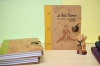 Fancy Le Petit prince notebook 8.4USD/pcs 16x12.5cm