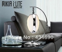 Led table lamp bedroom bedside lamp living room decoration wedding gift fashion modern brief
