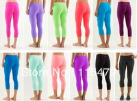 Hot! Lululemon Wunder Under Pant Wholesale, LULU LEMON YOGA PANTS FOR GIRLS,Free Shipping,Cheap LULULEMON STORE SIZE: 4 6 810 12