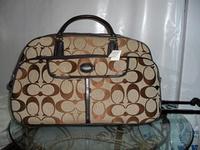 wholesale brand fashion women & men trolley Rolling luggage case  travel bag hard case  fashion Draw-bar case with free shipping