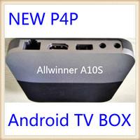 TV10 smart TV set-top box -P4P International Edition,Free shipping DHL Fedex IE 3 ~7 days