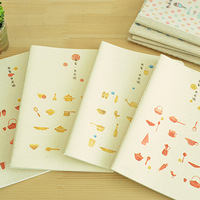 Free shipping Lemon life cartoon a5 select series notepad notebook
