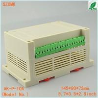 4 pieces a lot  plastic control box diy    145*90*72MM 5.7*3.5*2.8inch