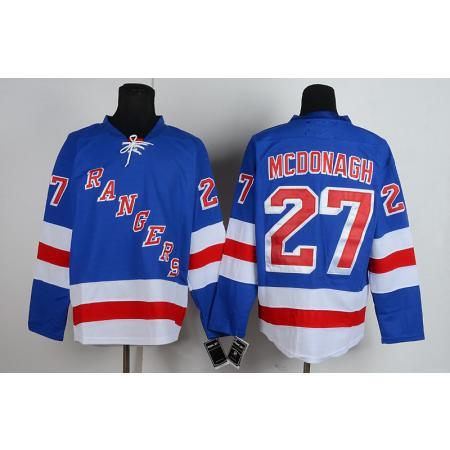 New York Rangers Ryan McDonagh