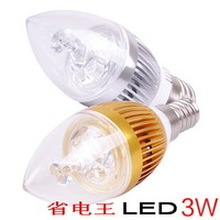 Led candle light bulb led energy saving bulb e14 e27 led lighting small screw-mount big screw-mount