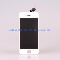 Free Shipping High quality guarantee original LCD Screen Display Digitizer Assembly for iphone 5,black/white, 6 Months Warranty