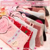 Autumn and winter hot-selling thickening wool socks cute socks rabbit wool thermal socks