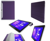Free shipping new Ultra Slim Smart Leather Stand Case Samsung Galaxy Tab 2 10.1 P5113 P5110 P5100