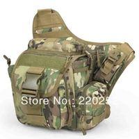 Man Canvas Waist Pack Diagonal High Quality Outdoor shoulder bag,Duffel Bags,military equipment,tactical bag,camera bag