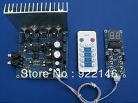 2.1 amplifier board tda2030a kit (parts) BTL Subwoofer DIY electronic design remote programming