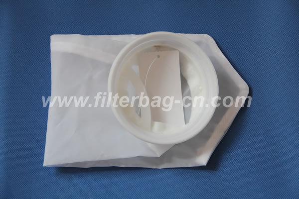 """Size 4 Nylon filter bag, D4""""*L14"""", 200 micron, 10 pcs/lot(China (Mainland))"""