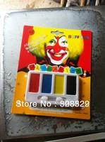 Face & Body Paint Painting Make Up Sport Fans Faces Prom Oil party makeup paint Clown face color paint