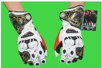2013 NEW Motorcycle GP PPO glove Leather gloves Motorbike Motocross knight gloves Riding Racing Gloves
