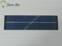 50pcs/lot 110 * 55 мм 3v 250ma эпоксидной смолы панели солнечных батарей