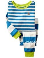 wholesale-2014 new baby pajamas,100% cotton baby pajamas children pyjamas kids baby clothing 1lot/6lot(18-24M/2Y/3Y/4Y/5Y/6Y)