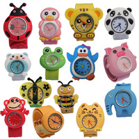 2013 hot-selling  child watch boy and  girl  cartoon animal   watches