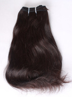 High quality origin Brazilian human hair weft