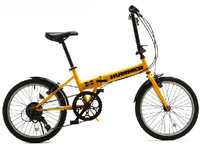Hummer hummer bicycle series folding bicycle 20 casual car lt-20fn