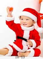 Child clothes christmas clothes costume Christmas gift