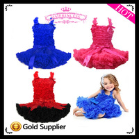 New Arrival Hot Sales Baby Girl Vest Skirt  Baby Pettiskirt  Tutu Skirt  Girl Top Kids Children Christmas Party Dress Set