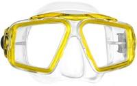Original MaresOpera diving mask for scuba diving snorkeling swimming