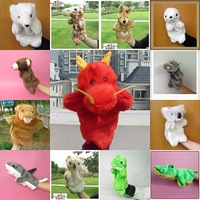 Plush toy puppet animal puppet Large puppet toy puppet doll performance props