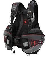 Aqualung lt pro submersible regulatively adjust device vest bcd adjust device