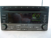 Matsushita 6 CD changer tuner 86201SC440 for SUBARU Forester car radio CQ-EF7770AJ made in Japan