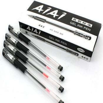 Gel Pens standard special pen /test pen/ ballpoint pen