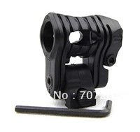 New Tactical Five File Small Nylon Flashlight Mounts Clip 20mm,free shipping
