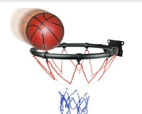 Child basketball basket ring folding indoor outdoor frame Basket Case Headband Hoop Game