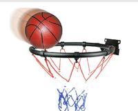 Child basketball basket ring folding indoor outdoor frame Basket Case Headband Hoop Game