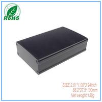 High Quality waterproof enclosure aluminum enclosure aluminum extruded enclosures aluminum box