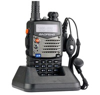 New BaoFeng UV-5R A Dual Band 136-174/ 400-480 MHz FM Ham Fam Two-way Radio