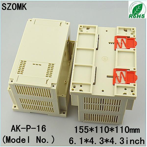 4 pieces a lot PLC distribution enclosures 155*110*110mm 6.1*4.3*4.3inch(China (Mainland))