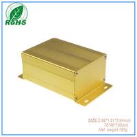 2.99*1.81*3.94inch(76*35*100)  Xindasz XDM05-47 IP67 Custom-made aluminum enclosure