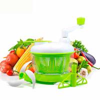Free Shipping Multifunctional Food Processor / Fruits vegetables meat cutter Bulk / Multi shredder / Salad Stirrer machine