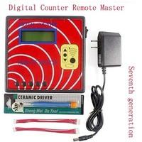 Seventh generation Digital Counter Remote Master vehicle locksmiths tool Duplicator . FREE SHIPPING