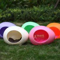 2013 eggshell pet nest cat litter kennel8 rabbit hyraxes pad 19