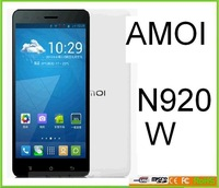 Amoi A920W Smartphone 5.0 Inch FHD Screen 2GB 32GB MTK6589T Android 4.2 8.0MP Front Camera