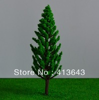 Wholesale -100pcs  100cm Scenery Landscape Train Model Scale Trees