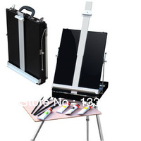 Metal easel oil painting school supplies promotion wholesale art supplies