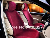 Front and Bench set full packing soft leather car seat cover leather set for 5 seat cover universal cars,Black/Buff/Brown color