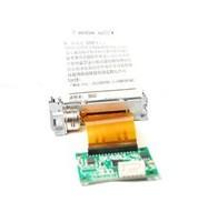 Free shipping  58mm thermal printer +control panel