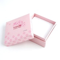 Neoglory accessories pink pendant brooch stud earring multi-purpose paper box gift box packaging